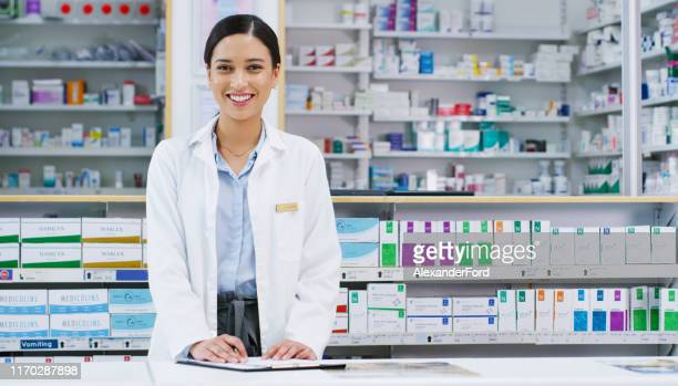 there's sure to be a treatment around here for you - pharmacy stock pictures, royalty-free photos & images