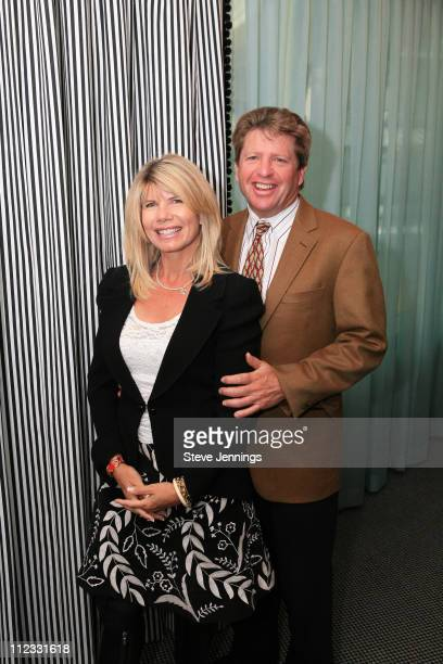 Theresa Armor and Bill Armor during Bebe Event at Burke Williams Spa at Burke Williams Spa in San Frnacisco, California, United States.