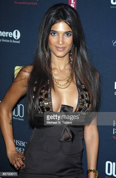 Theresa Lorento attends the 15th annual OUT100 Awards at Gotham Hall on November 14 2008 in New York City