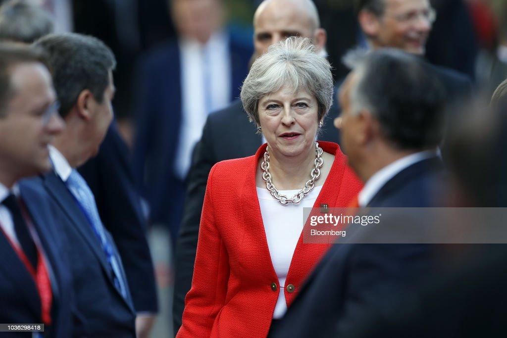 EU Leaders Gather As Brexit Deal Still 'Far Away'
