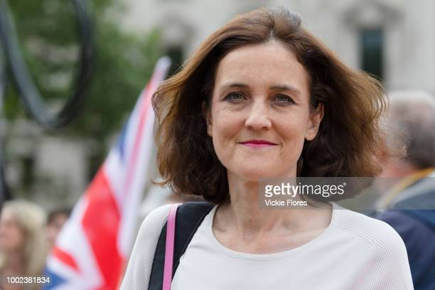 Theresa Villiers MP and former cabinet minister joins the campaign group Campaign Against Antisemitism Jewish community groups and their supporters...