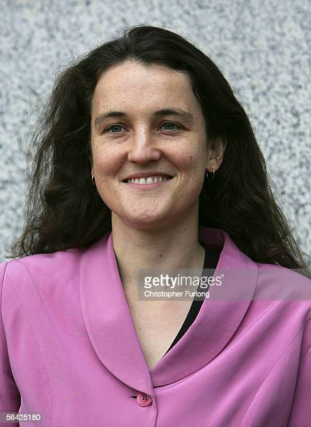 Theresa Villiers MP arrives for the first meeting of the Conservative party shadow cabinet meeting under new leader David Cameron at The...
