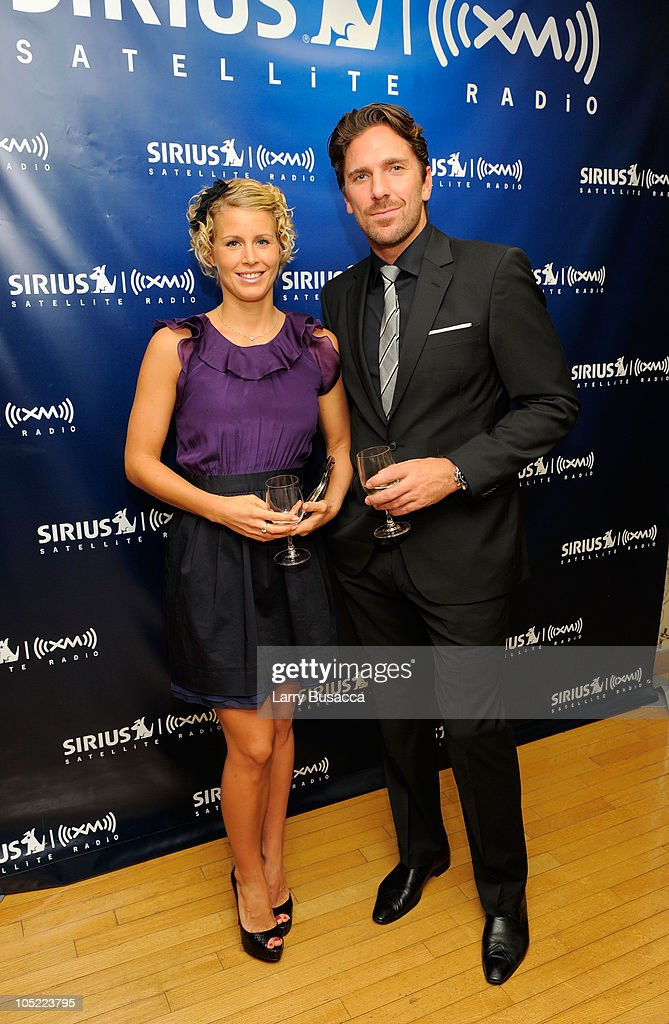 Coverage Therese Anderson And New York Rangers Goalie Henrik