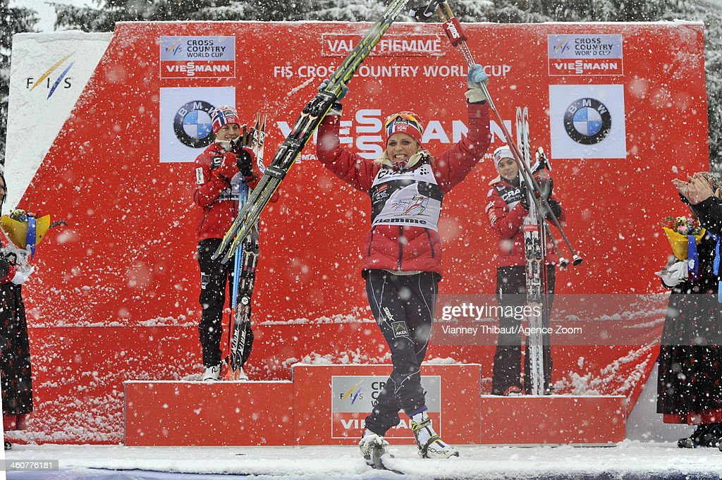 FIS World Cup - Cross Country - Women's Final Climb