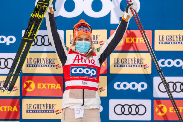 FIN: Coop FIS Cross-Country Stage World Cup Ruka - Women's 10km C