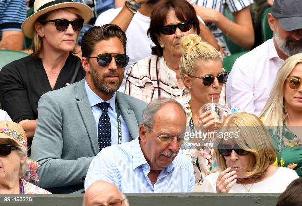 60 Top Celebrities Attend Wimbledon Pictures Photos Images