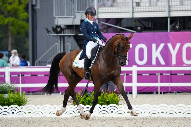 JPN: Eventing Dressage Team and Individual Day 1 - Tokyo Olympics Games 2020