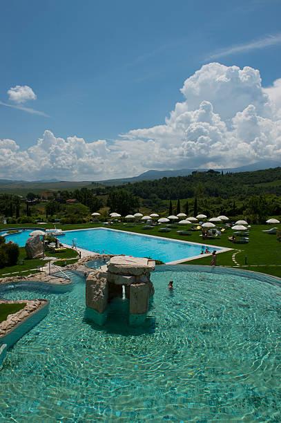 Thermal pool at Adler Thermae Spa & Relax Resort in Bagno ...