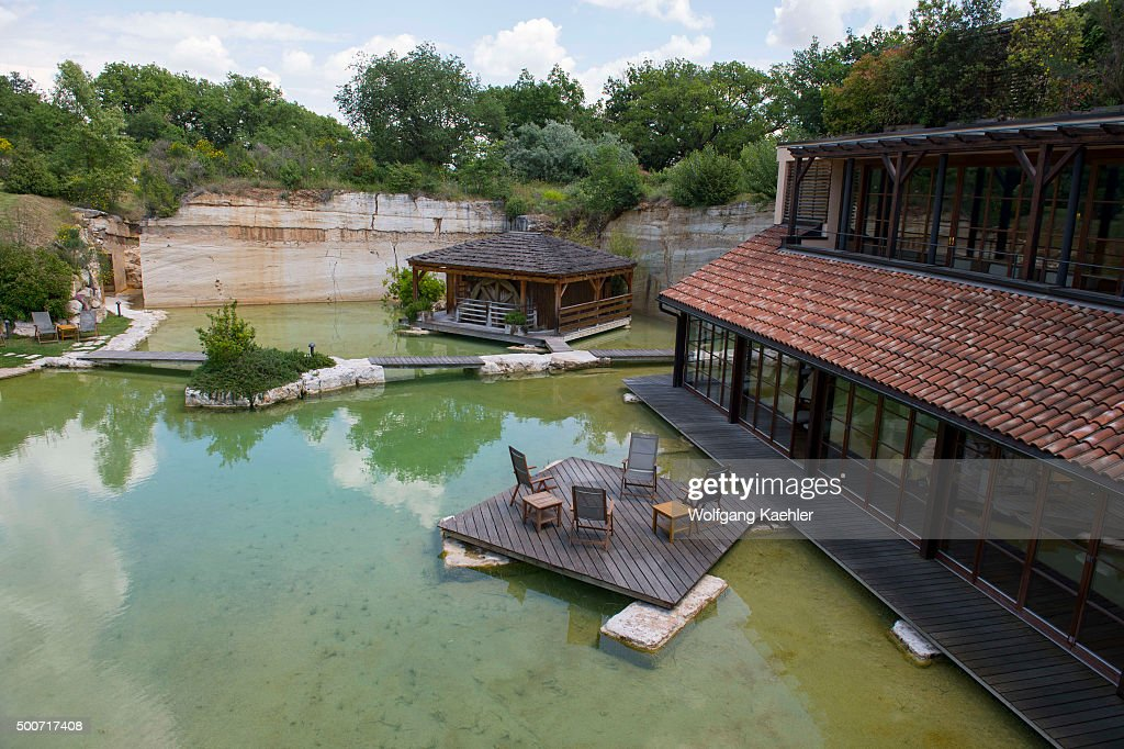 Thermal pool at Adler Thermae Spa & Relax Resort in Bagno ...