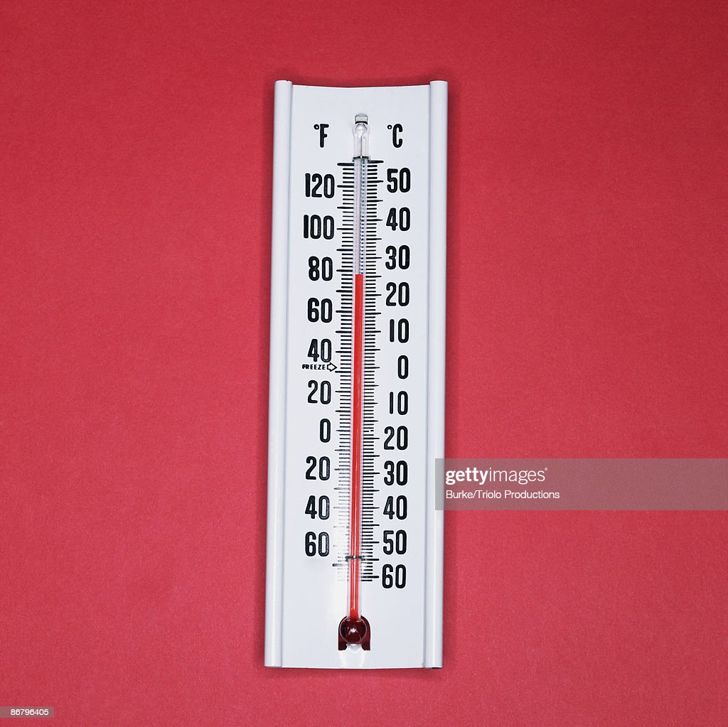 Thermometer : Stock Photo