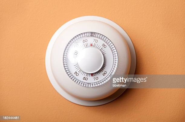thermostat - higher res - thermostat stock photos and pictures