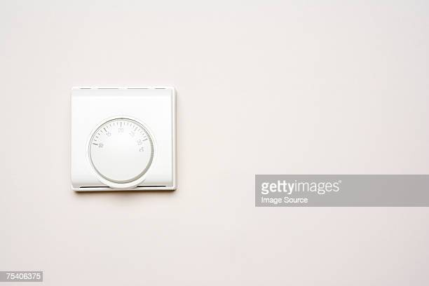 thermostat - thermostat stock photos and pictures