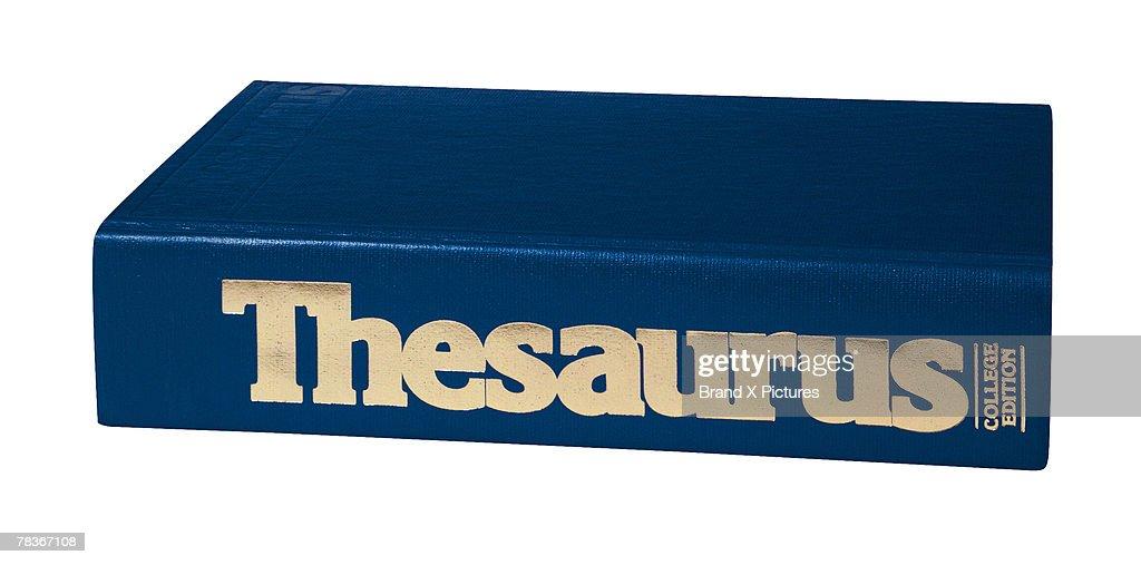 Thesaurus : Stock Photo