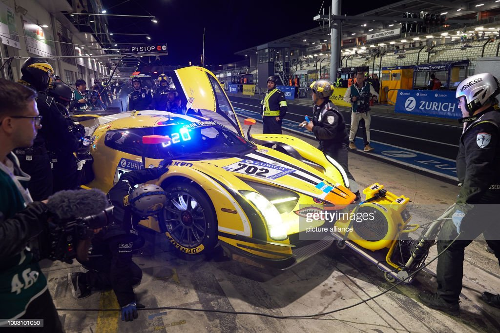 24 Hours Nuerburgring : News Photo