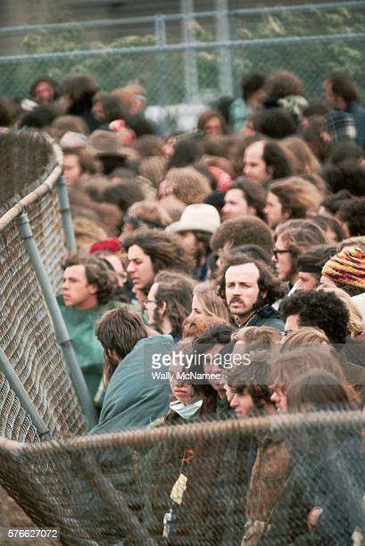 These are among the thousands of demonstrators arrested in the 1971 'May Day' protests in Washington DC They are being detained on the Washington...