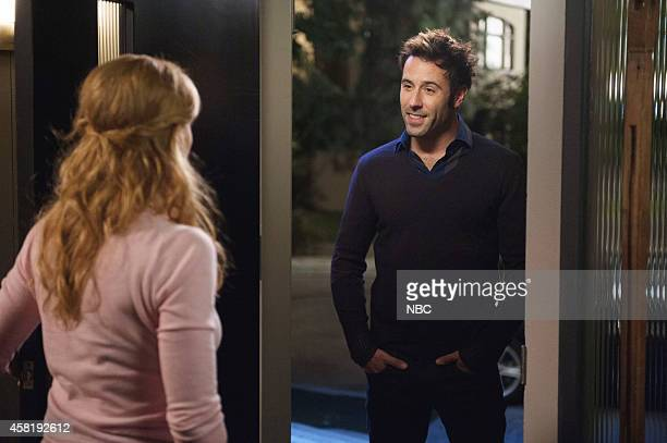 PARENTHOOD These Are The Times We Live In Episode 607 Pictured Erika Christensen as Julia BravermanGraham Coby Ryan McLaughlin as Chris Jeffries