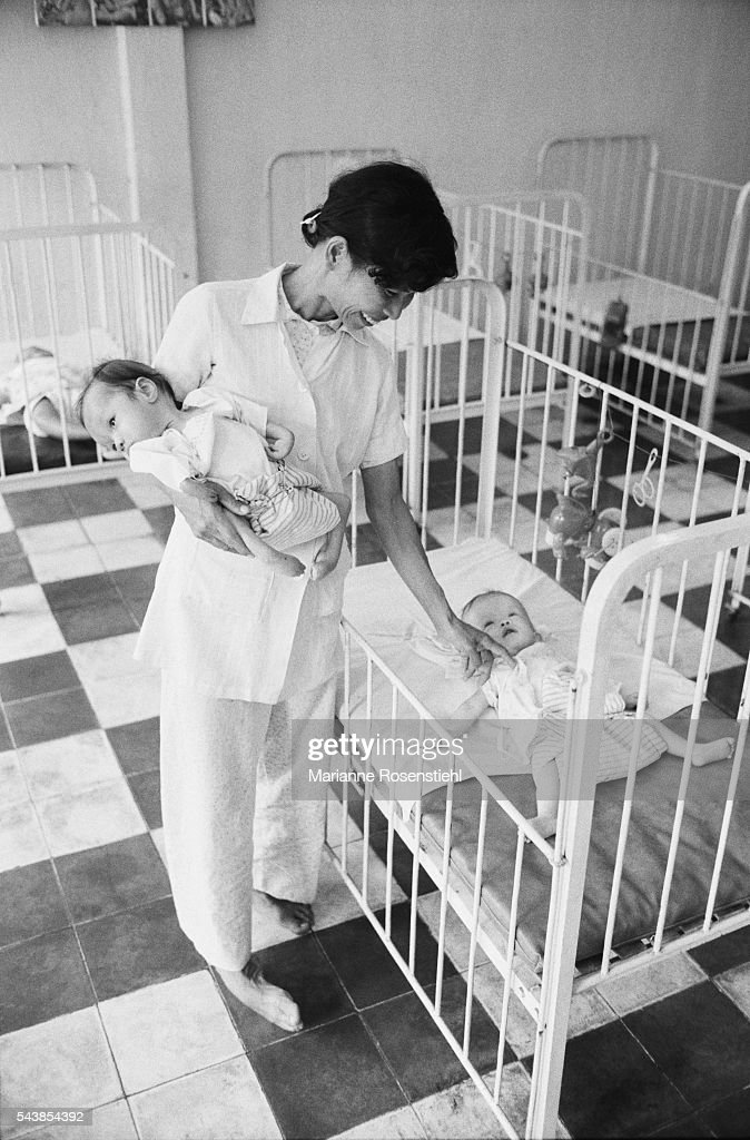 Orphans Of Vietnam Pictures Getty Images