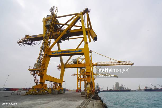 APRIL These cranes in Al Hudaydah Port have been out of service since mid2015 with little hope of repair anytime soon The crane operating units were...