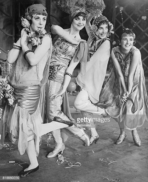 These damsels are clad in the waistline below hipline gowns reminiscent of the flapper era Audiences marvel at how the decor as well as the music and...