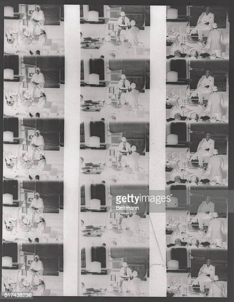 These remarkable pictures made by Hearst Metrotone News show three of the early witnesses in the trial of Bruno Richard Hauptmann witnesses who...