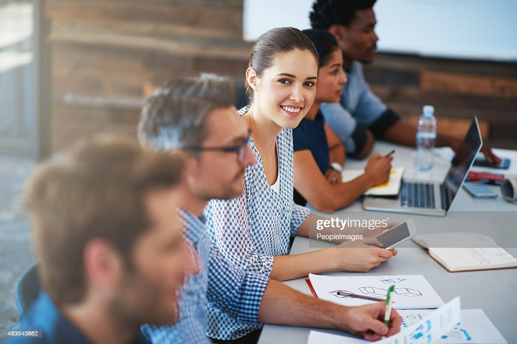 These seminars are really useful : Stock Photo