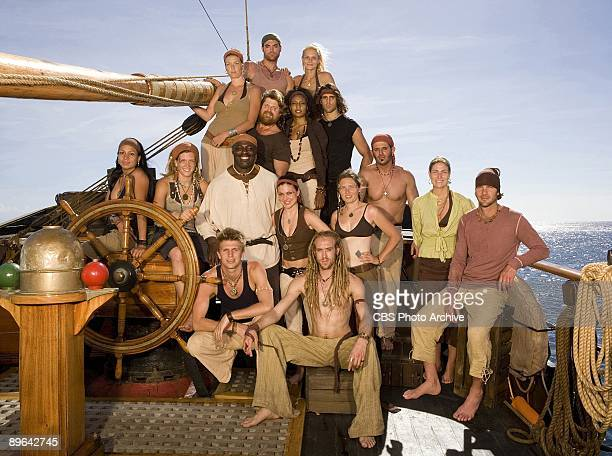 These sixteen pirates will set sail in search of buried treasure when PIRATE MASTER premieres Thursday May 31 on the CBS Television Network