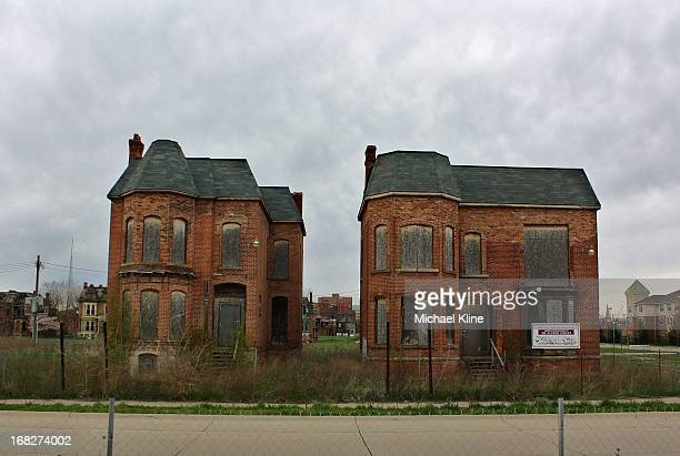 CONTENT] These two old relics in the Brush Park neighborhood of Detroit are on the list for renovation so should continue to head in the direction of...
