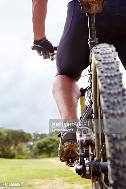 Diese Reifen ist robust genug für alle terrain