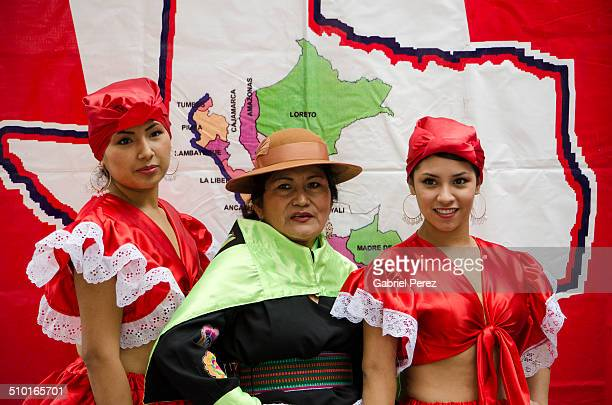 These women are representative of the cultural diversity that coexists in the United States of America.