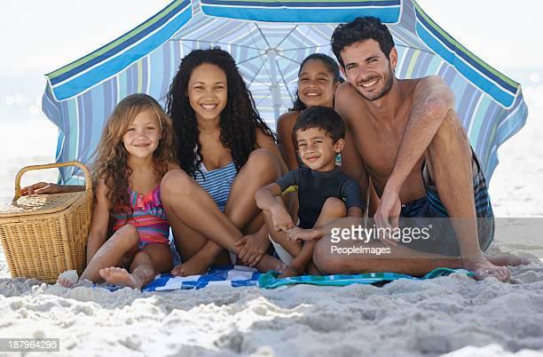 Alle lieben den Strand