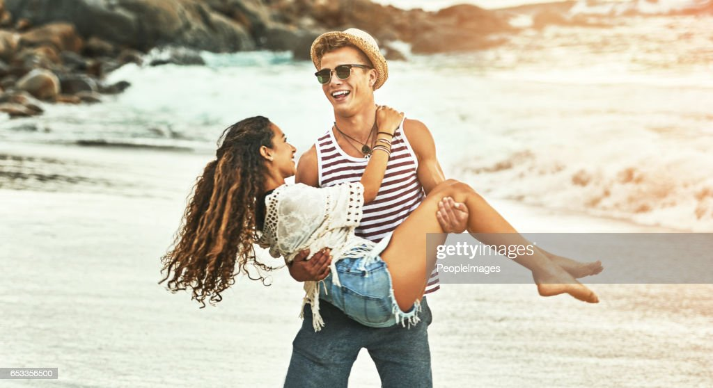 They always have a great time together : Stock Photo