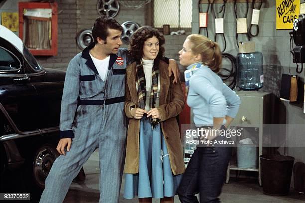 DAYS 'They Call it Potsie Love' Season Three 10/31/75 Henry Winkler Erin Moran Susan Lawrence