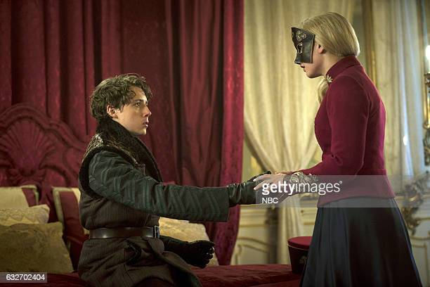 CITY 'They Came First' Episode 107 Pictured Gerran Howell as Jack Stefanie Martini as Lady Ev