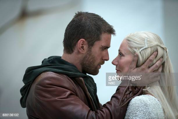 CITY They Came First Episode 107 Pictured Oliver Jacskon Cohen as Lucas/Roan Joely Richardson as Glinda