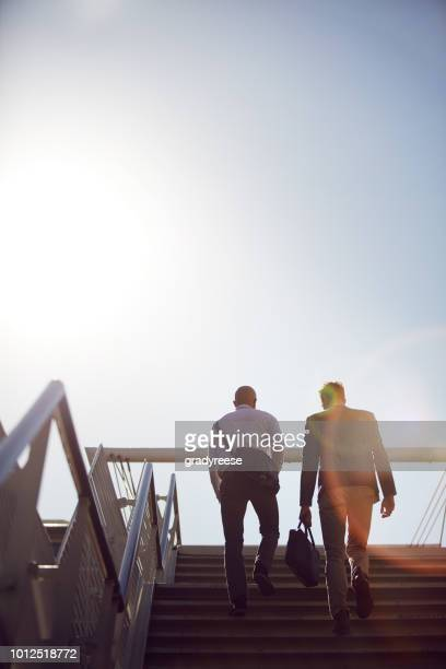 they coworkers that commute together - bonding stock pictures, royalty-free photos & images