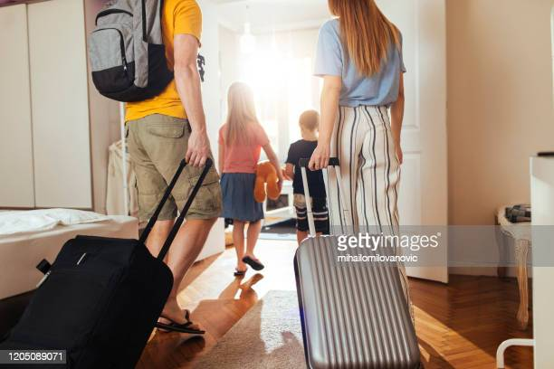they don't travel light - leaving stock pictures, royalty-free photos & images