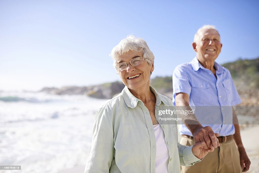 They have an adventurous spirit : Stock Photo