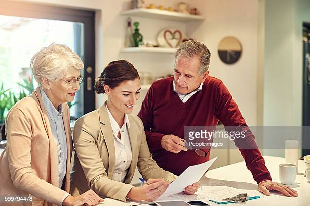 They have control over their income flexibility in retirement