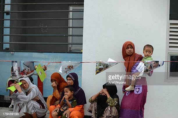 They have since been housed in cheap apartments in Sidoarjo, but most have not attended school for nearly a year - only recently were two rooms at...