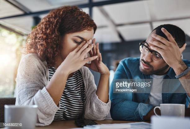 they have some debt over their head - disappointment stock pictures, royalty-free photos & images