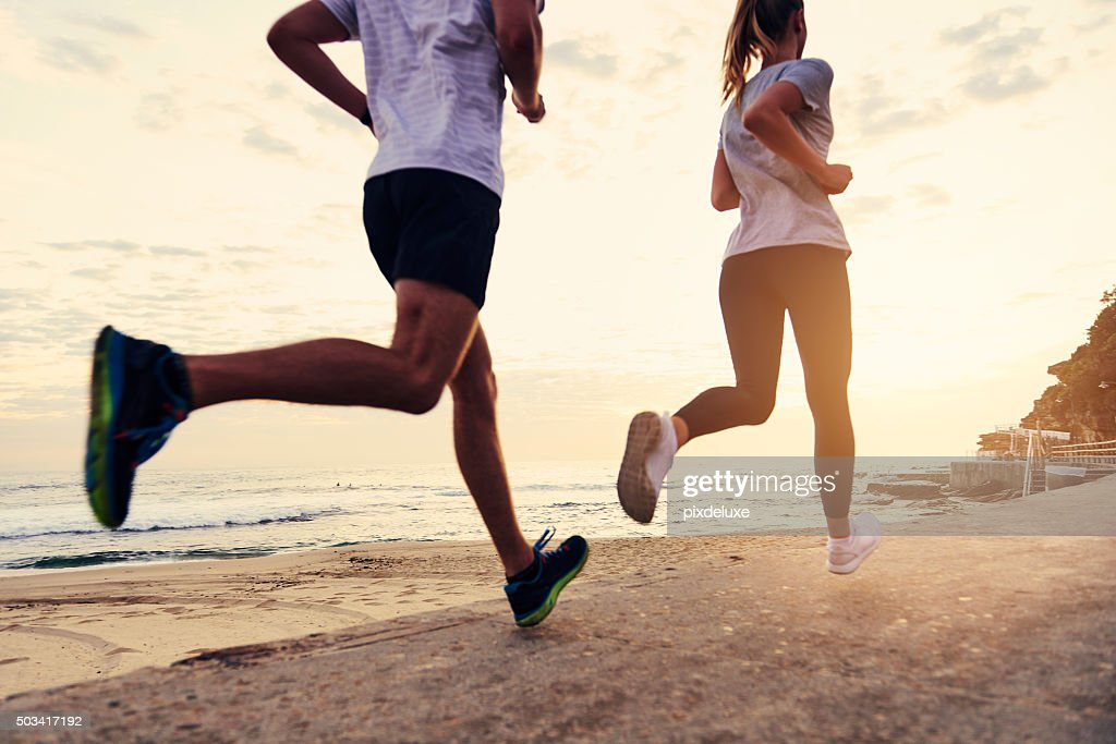 They keep each other moving : Stock Photo