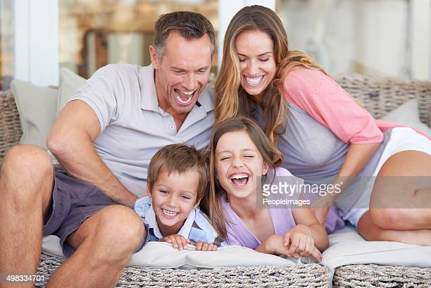 they know how to have fun - tickling stock pictures, royalty-free photos & images