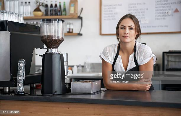 They serve the best coffee in town