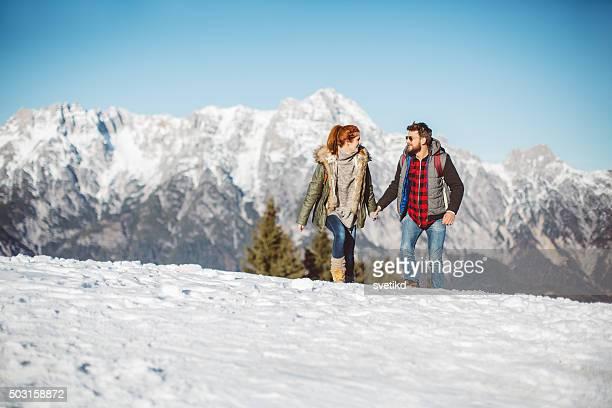 Son de una naturaleza Foto de una pareja