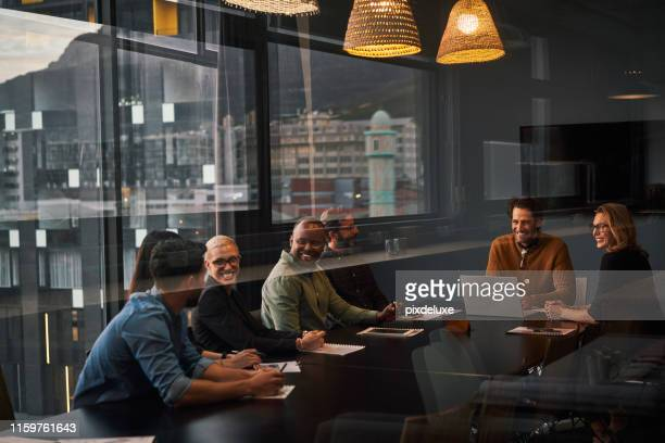 they're all putting forth their best idea - corporate business stock pictures, royalty-free photos & images