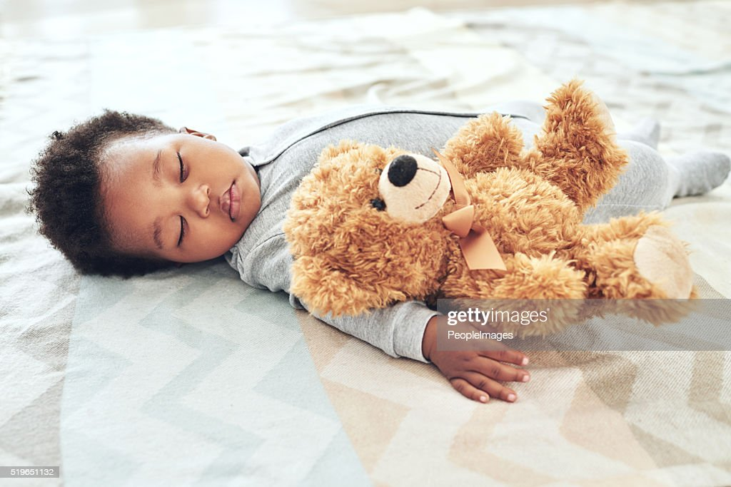 They're out for the count : Stock Photo