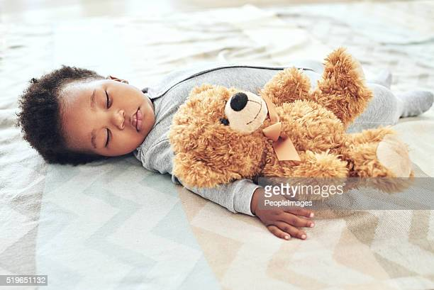 they're out for the count - stuffed toy stock pictures, royalty-free photos & images