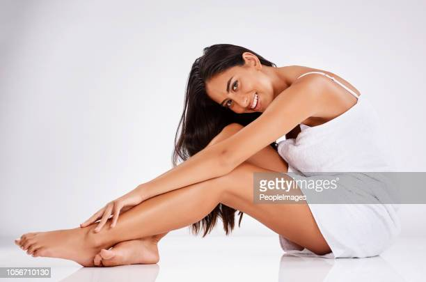 they're unbelievable smooth - leg stock pictures, royalty-free photos & images