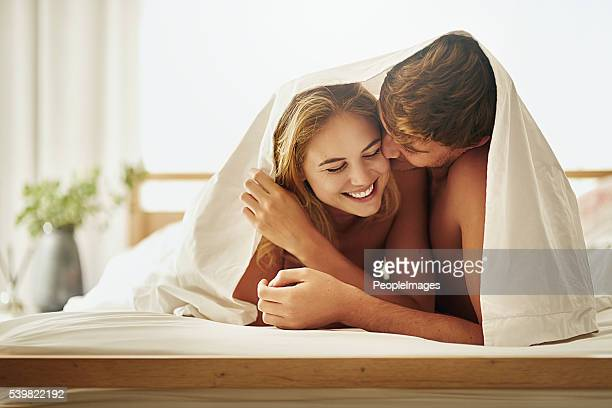 they've got a fun and fulfilling love life - wife photos stock photos and pictures