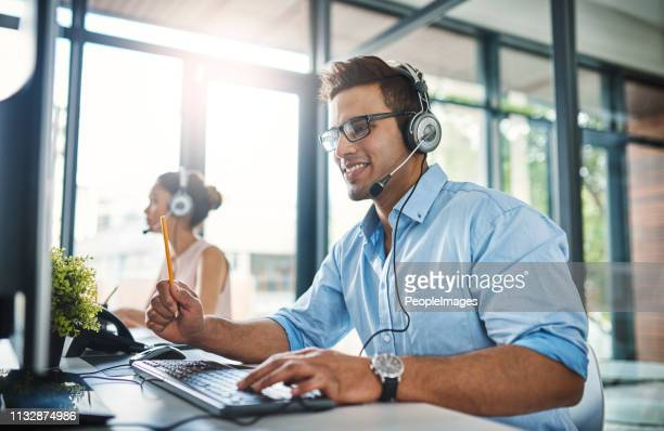 they've got the answers you're looking for - call center stock pictures, royalty-free photos & images